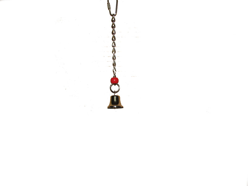 25mm Liberty Bell w/Chain